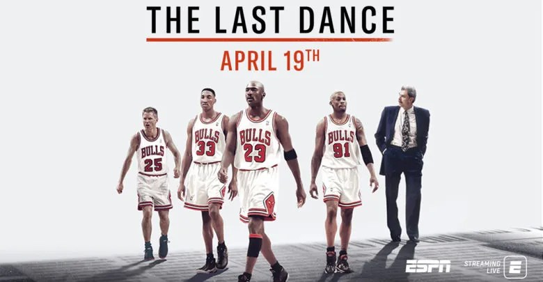 The Last Dance: ESPN's Chicago Bulls Documentary Release Date ...