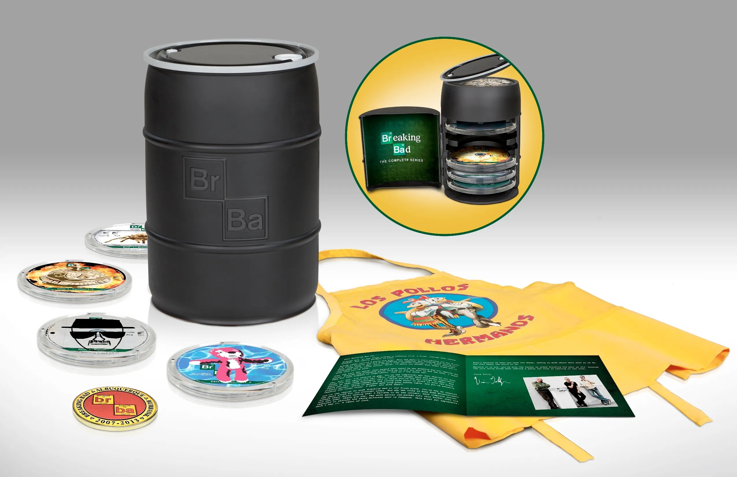 Image result for breaking bad the complete series blu ray