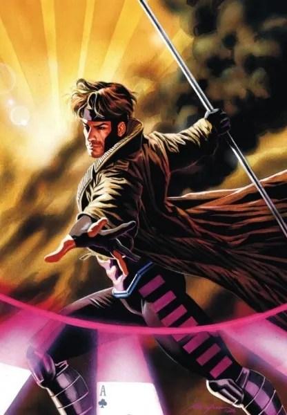 gambit-comics