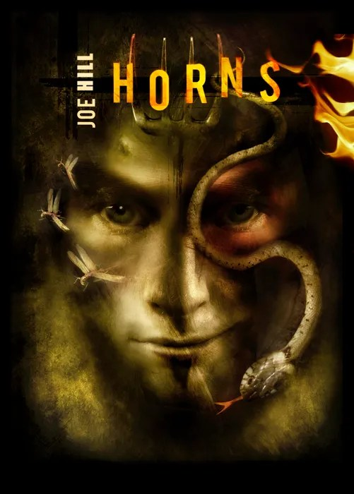 Image result for horns book cover