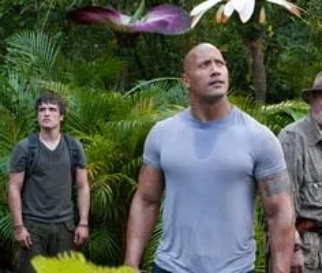 By Adam Chitwood January   Share Tweet  A New Trailer For Journey  The Mysterious Island