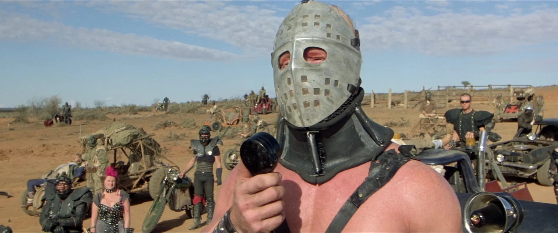 Image result for Mad max raiders