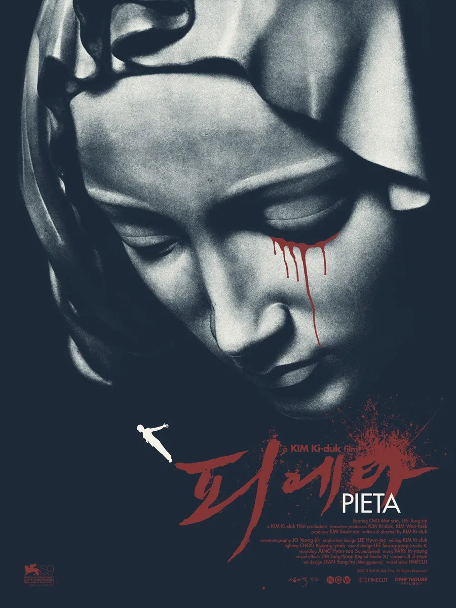 Image result for pieta poster