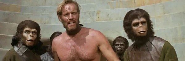 Image result for images of charlton heston in planet of the apes