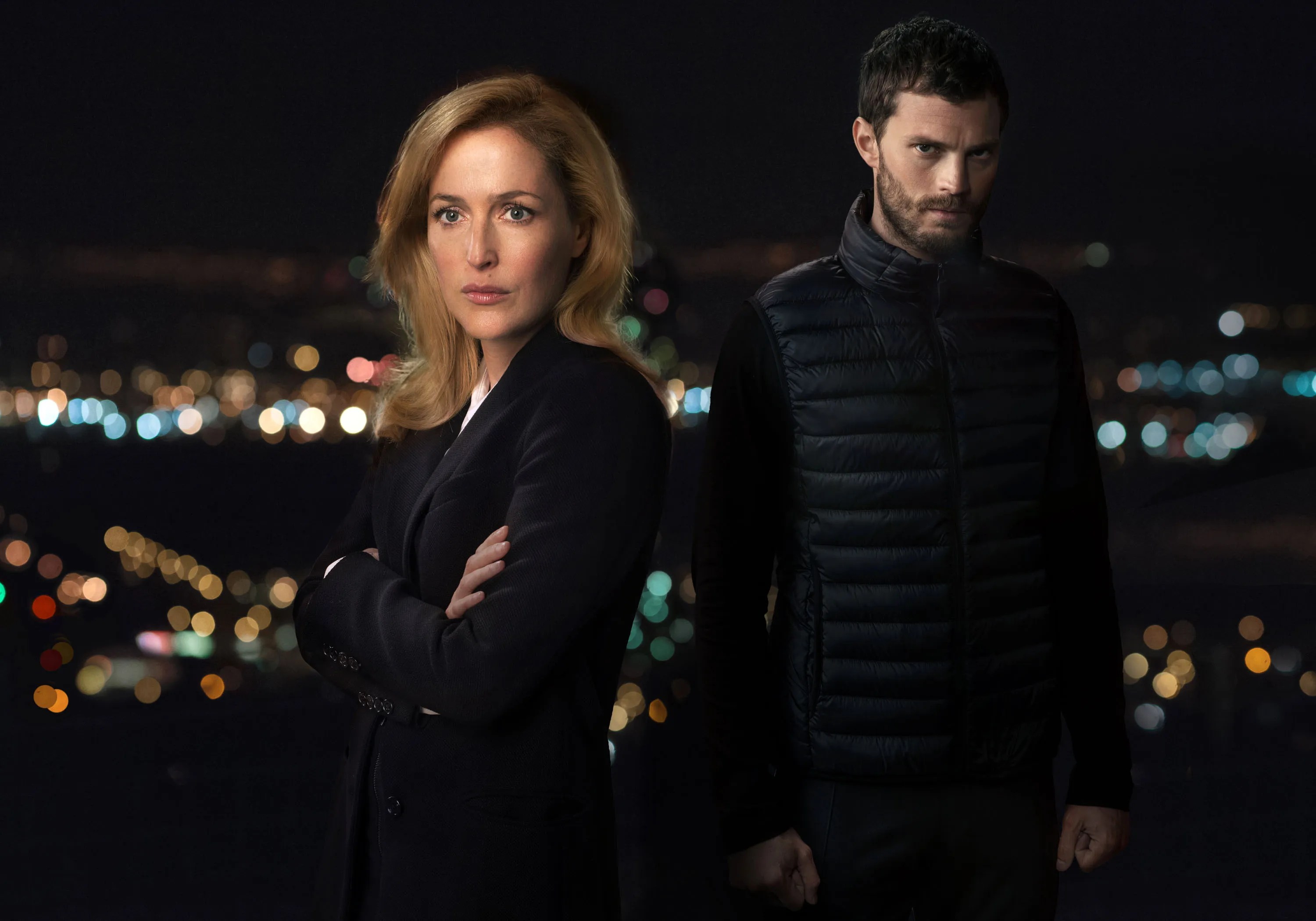 Image result for the fall season 3 anderson and dornan