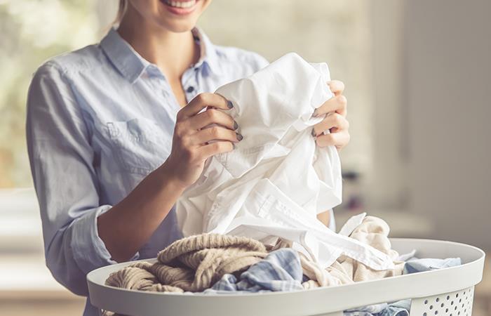 Cómo se puede desinfectar la ropa en casa?