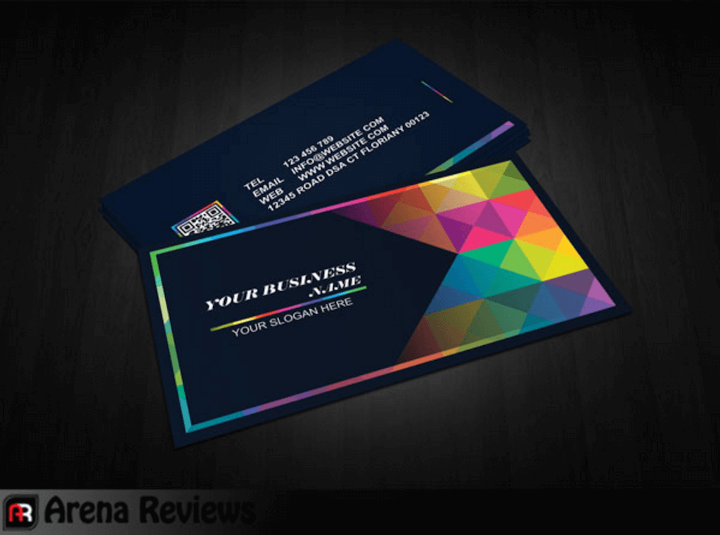Top 18 Free Business Card PSD Mockup Templates in 2018   Colorlib Graphic Design Business Card Template Free Download