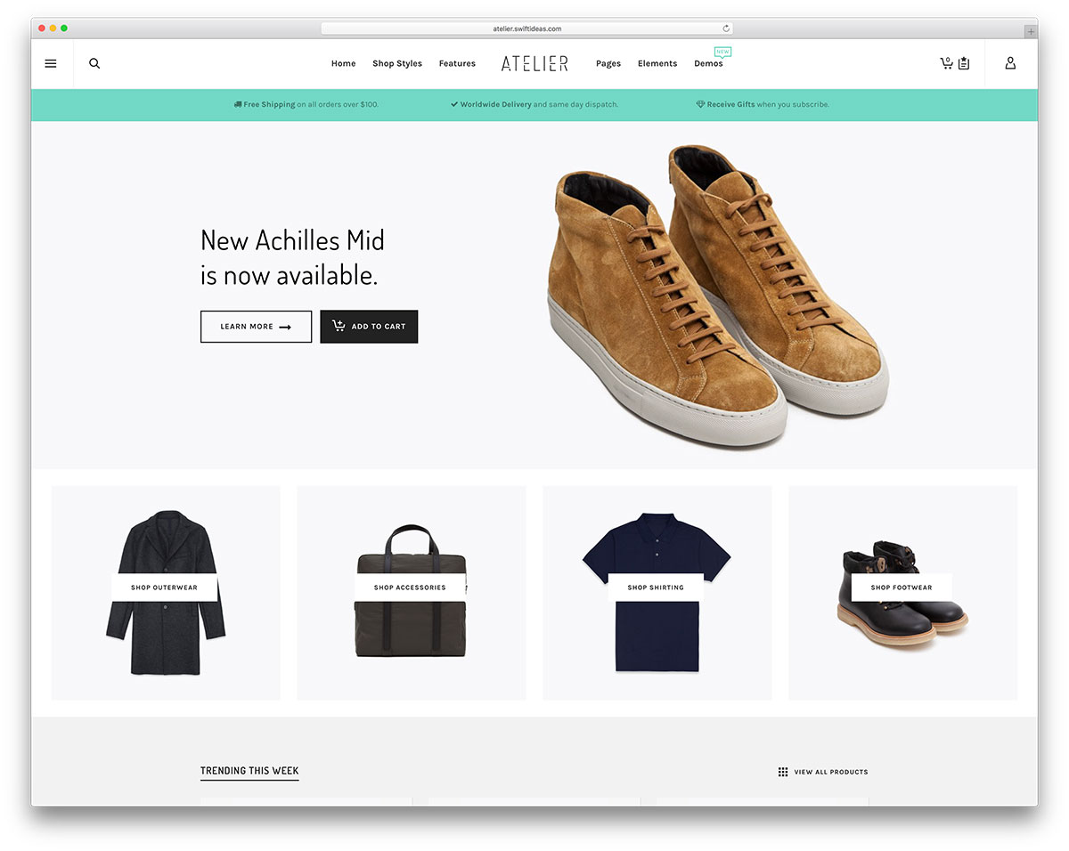 atelier-simple-woocommerce-template