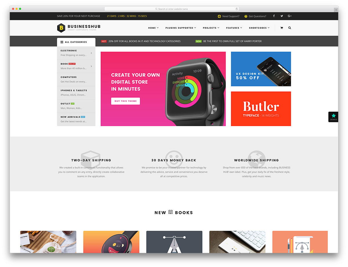 27 free psd ecommerce web template tinydesignr.html