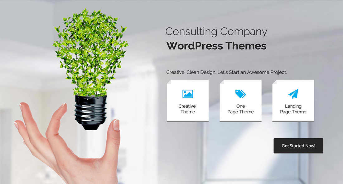 blog home 19 most popular business consulting wordpress themes to
