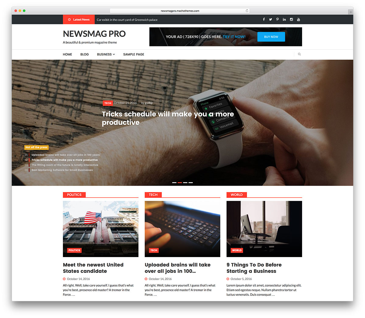 newsmag-pro-tech-news-website-template