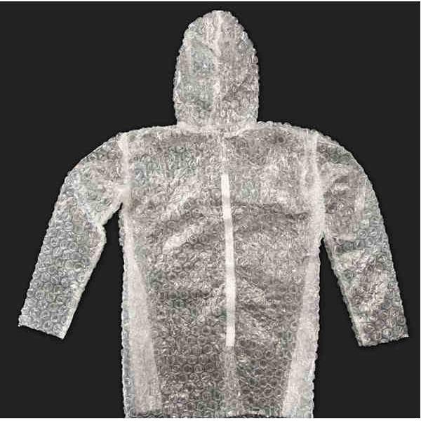 Costume En Papier Bulle Dguisement Original