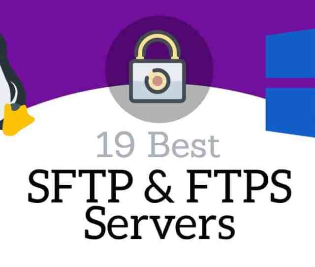 Best Free Sftp And Ftps Servers
