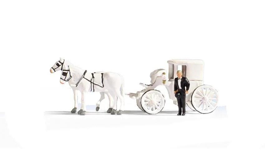 Meine Pergamano Welt Hochzeitskutsche