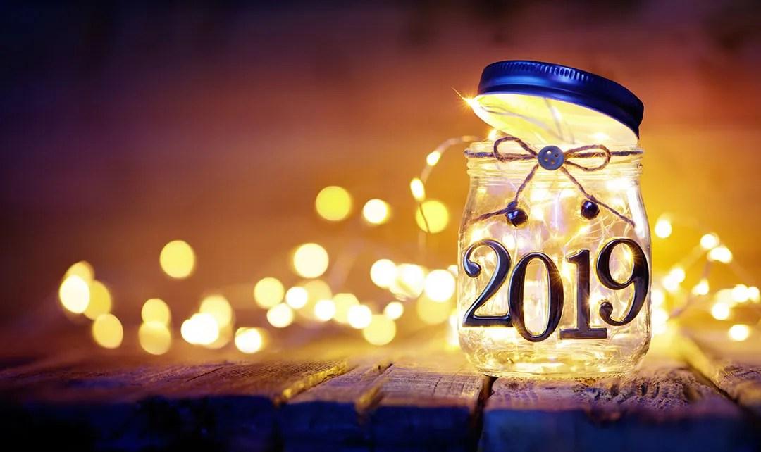 Felicitaciones De Ao Nuevo 2019 Fin De Ao Y Navidad