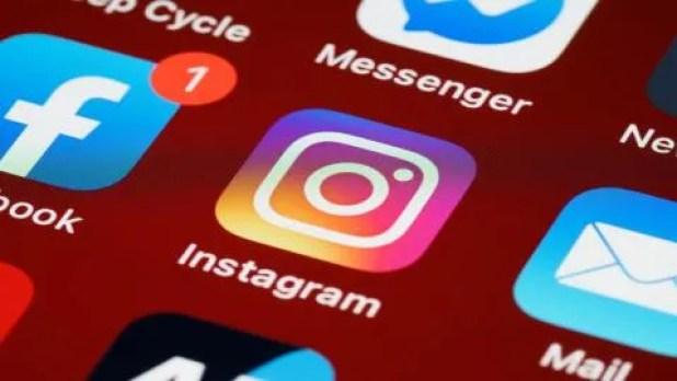 icono de la app de Instagram en iPhone