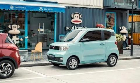 HongGuang Mini EV, el coche eléctrico chino de menos de 4.000 euros que  planta cara a Tesla | Motor - ComputerHoy.com