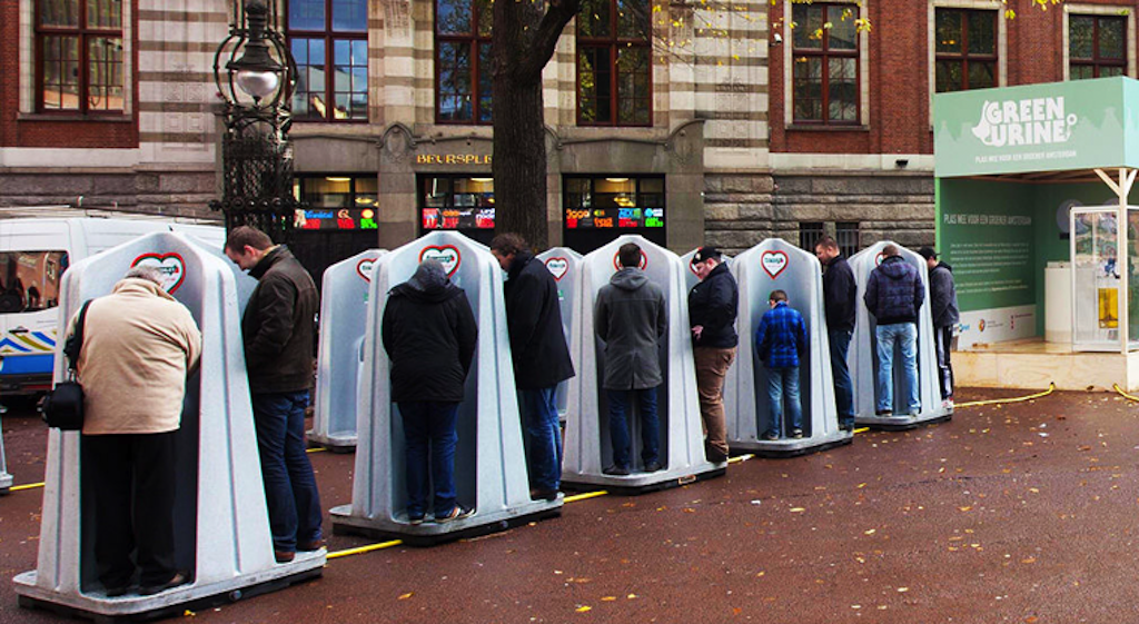 Image result for amsterdam urinals