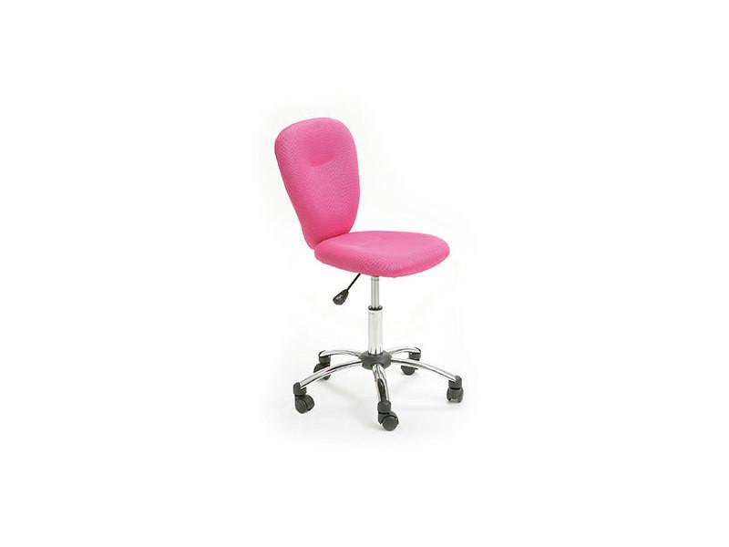 chaise enfant rose