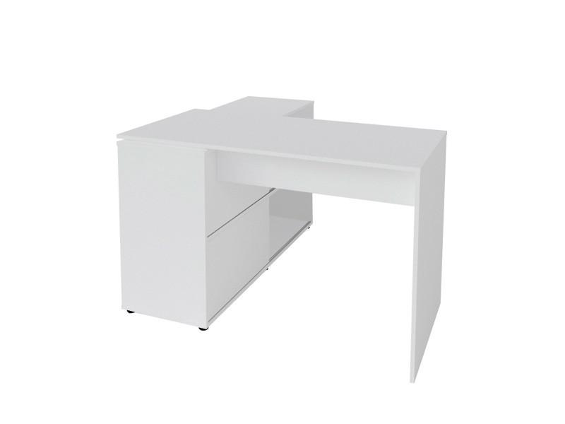bureau d angle angus blanc