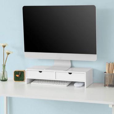 moniteur ecran ergonomique support