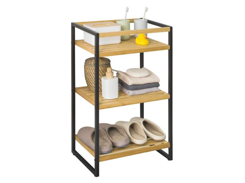 sobuy str05 k n etagere de rangement etagere de salle de bain cuisine