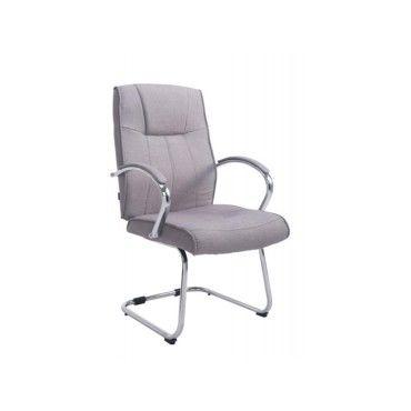 fauteuil de bureau sans roulette en