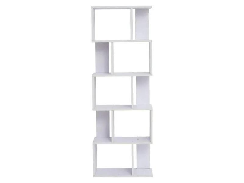 bibliotheque design bois