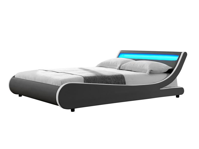 lit blanc led