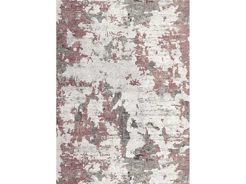 tapis moderne rose 200x290cm