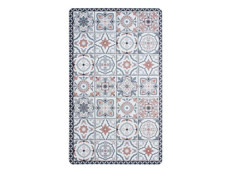 https www conforama fr decoration textile tapis tapis salon et chambre azulejos vinyle tapis de cuisine carreaux ciment terra cotta 45x75 p s22683749