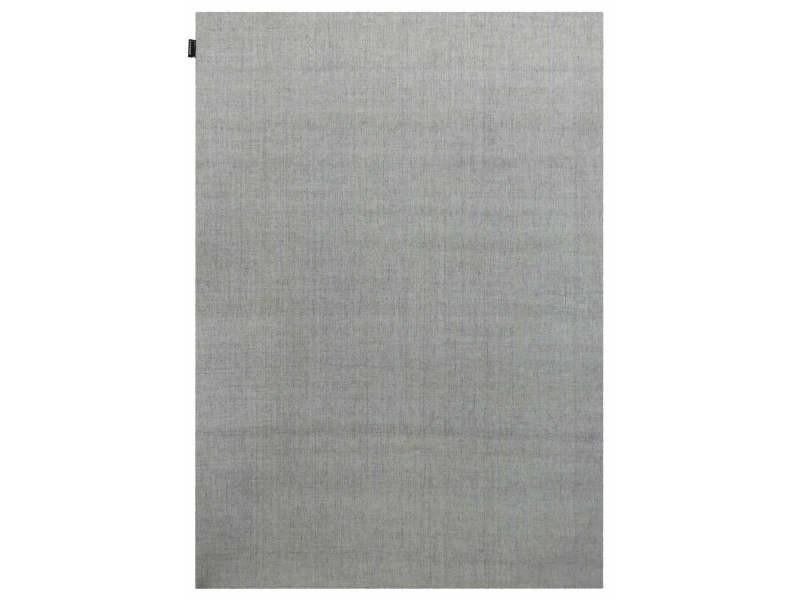 tapis hamilton gris clair vert