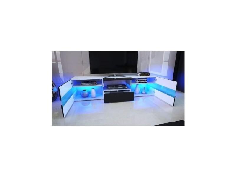 جدا صخرة جزر فاروس meuble tv avec enceinte integre