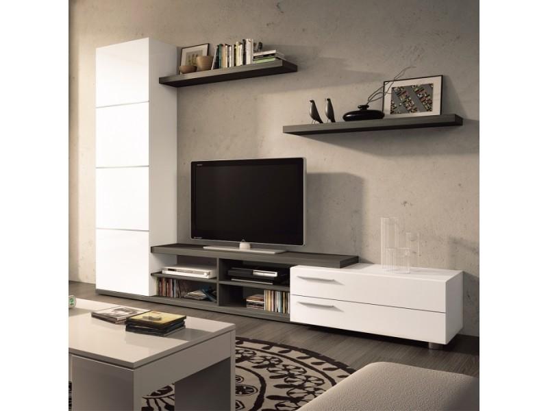meuble tv design rangement