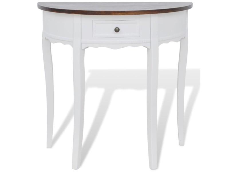 table console demi