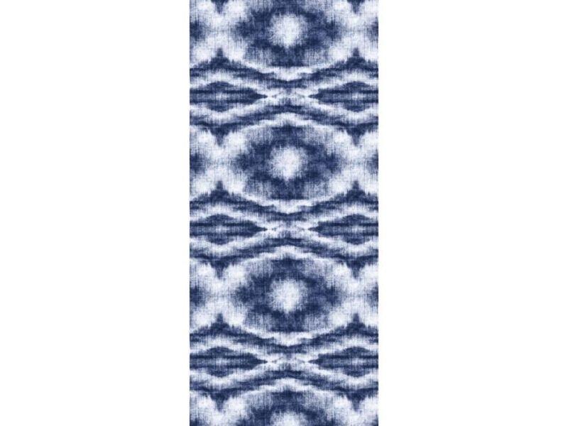 tapis 100 vinyle vif 35923 1 5 mm 49 5 x 112 cm bleu