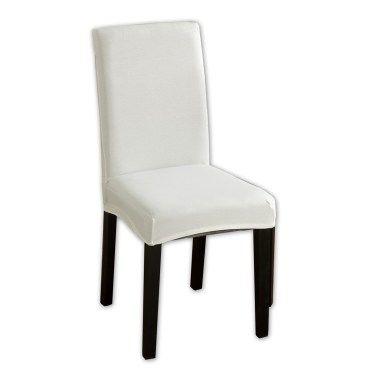 lot de 2 housses de chaises extensibles
