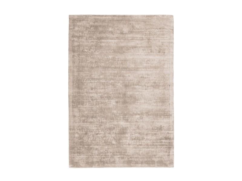 tapis moderne en soie de bambou uptown 160x230 cm