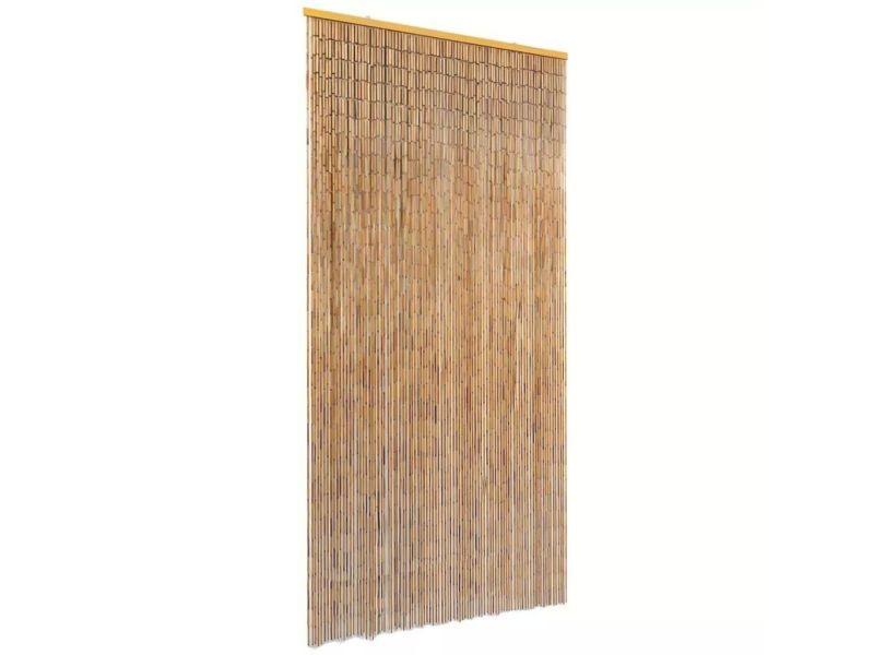 rideau porte bambou 90