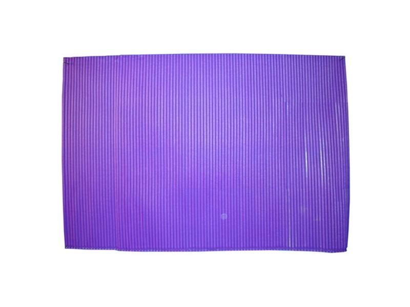 conforama tapis violet enredada