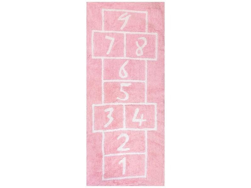 tapis enfant coton marelle 120x160 cm