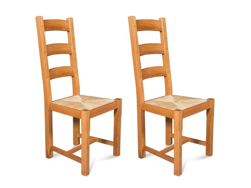 chaises paille achat vente de chaises
