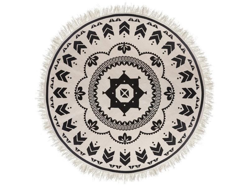 https www conforama fr decoration textile tapis tapis salon et chambre tapis rond nomade 120 cm p i65813573