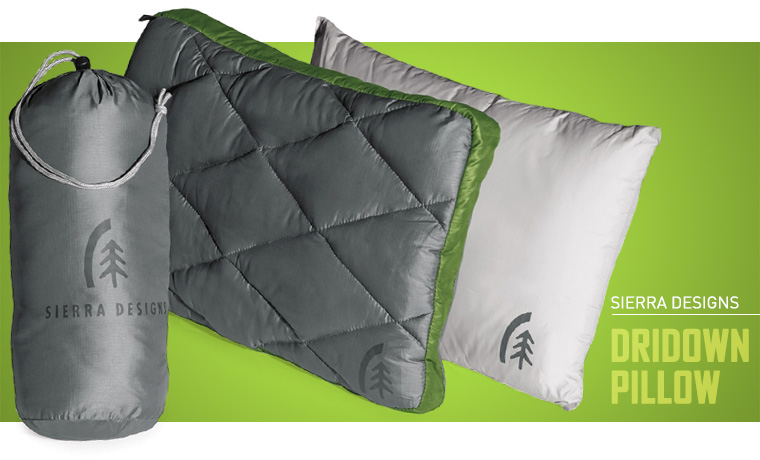 the best camping pillows for cosy