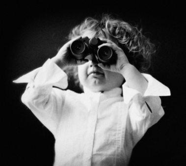 Josephine with Binoculars - Copy - Copy