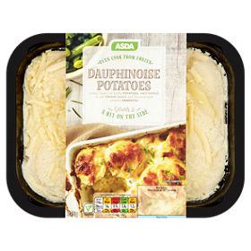 Asda Dauphinoise Potatoes 375g product recall
