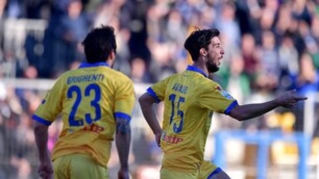 Frosinone-Ternana 1-1: Marino resta in vetta