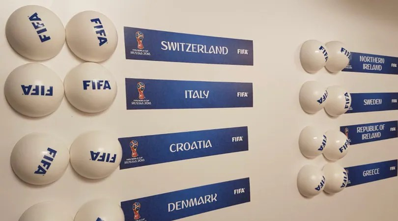 Diretta sorteggi Mondiali: sarà Svezia-Italia. Tutte le sfide dei playoff