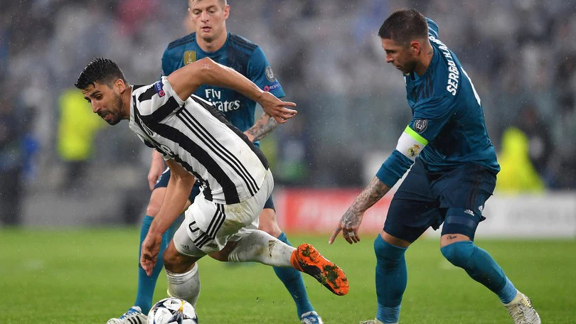 Champions League Juventus-Real Madrid 0-3, il tabellino