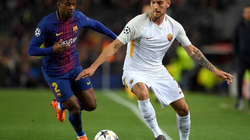 Champions League Barcellona-Roma 4-1, il tabellino